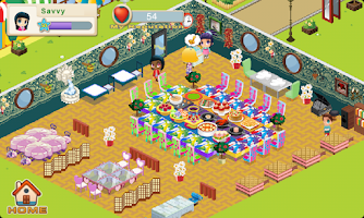 Screenshot of Restaurant Live