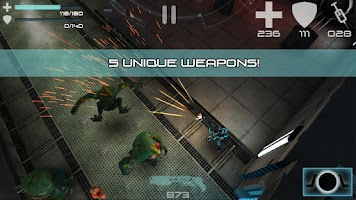 Screenshot of Sol Runner