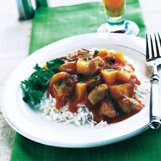 Vegetable Vindaloo Recipes
