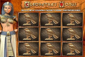 Screenshot of Egyptian Dreams 4 Slots
