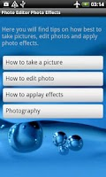 Screenshot of Photo Editor Photo Effects