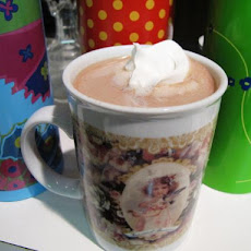 Hot Chocolate Stinger
