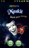 Screenshot of MaskIt