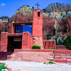 by Randy Sampson - Buildings & Architecture Places of Worship