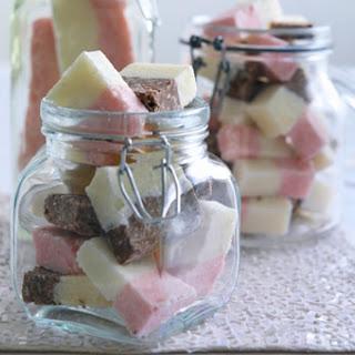 Coconut Ice Bars Recipes