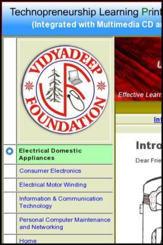 Electrical Domestic Appliances