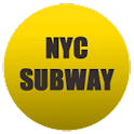 NYC Subway icon