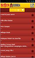 Screenshot of Bodor Sunda