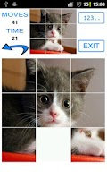 Screenshot of Camera and Photo PUZZLE