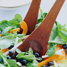 Summer Salad with Blueberries