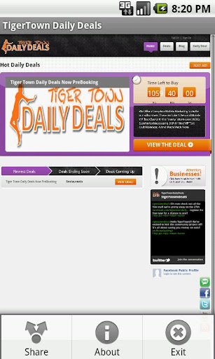 玩購物App|TigerTown Daily Deals免費|APP試玩