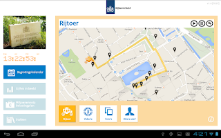 Screenshot of Rijksfinanciën