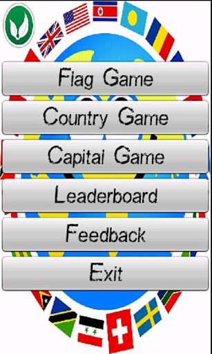 Flags Capitals Countries