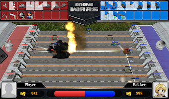 Screenshot of Drone Wars - Tactical Warfare