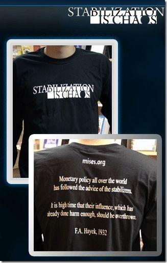 Hayek-Shirt