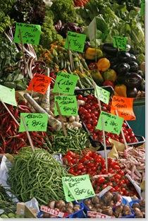 Grönsaker Pistoia