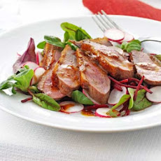 Smoky Maple Duck Salad