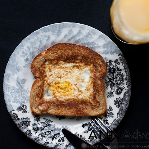 Eggy in a Basket