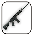 Rifle doo-dad icon