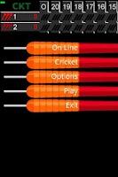 Screenshot of Real Darts Free