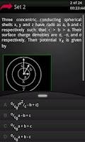 Screenshot of Physics Class 12 Mock Test 1