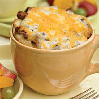 Sausage-and-Egg Casserole