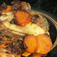 Pollo En Escabeche - Uruguayan Marinated Chicken