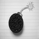 OreoSlice B & W Wallpapers icon