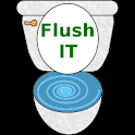 Flush It icon