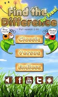 Screenshot of Find the Difference for Free 3