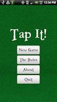 Screenshot of Tap It!