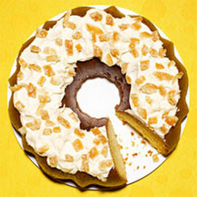 Lots o' Lemon Bundt
