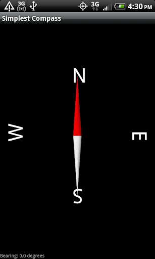 Simplest Compass