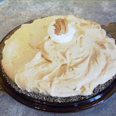 Heavenly Peanut Butter Pie