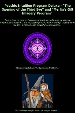Become Psychic Ultra Program