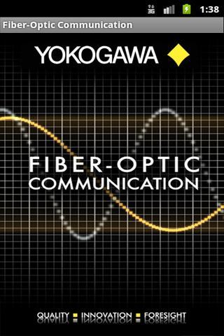 Fiber-Optic Communication