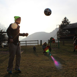 Switzerland Soccer by Darren DeHaas - Sports & Fitness Soccer/Association football