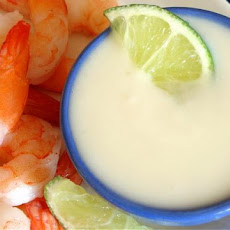 Low-Fat Creamy Lime Dressing