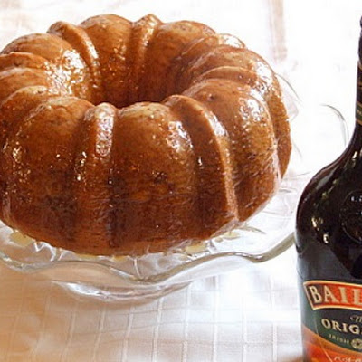 Irish Cream Bundt Cake