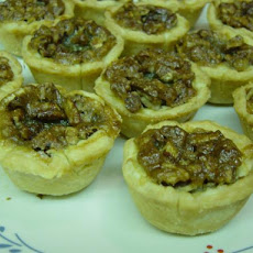 Canadian Maple Butter Tarts
