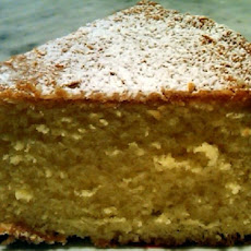 Norwegian Gold Cake
