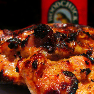 Paleo Drunken Woodchuck® Chicken, A Cider Marinated Entrée