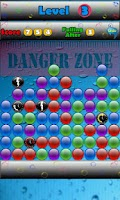 Screenshot of Bubble Crasher