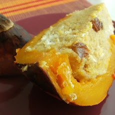 Stuffed Pumpkin Wedges
