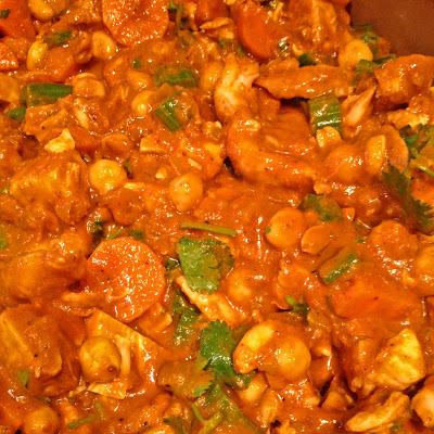 Easy Vindaloo Chicken Bake