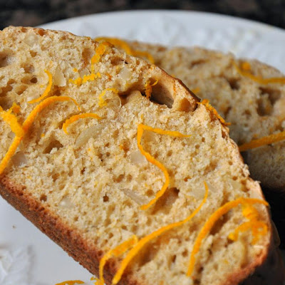 Orange Almond Bread