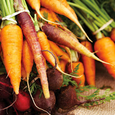 Salt-Baked Carrots & Beets Recipe