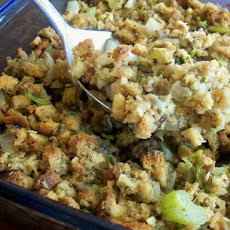 Mom's Oyster Dressing/Stuffing