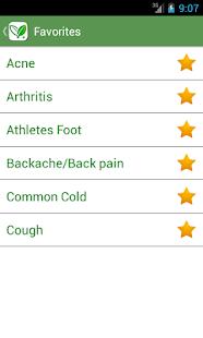 Home Remedies+ : Natural Cures- screenshot thumbnail