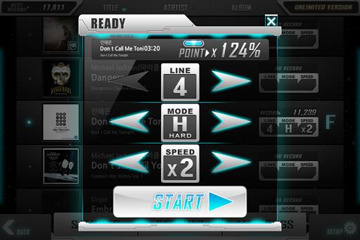 BEAT MP3 - Rhythm Game - screenshot